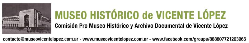 Museo Histórico de Vicente López Logo